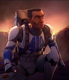 Star Wars Witze, Star Wars Jokes, Star Wars Fan Art, Star Wars Rebels, 501st Legion, Puppy Dog Eyes, Star War 3, Clone Trooper, Star Wars Collection