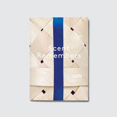 Lumi Scents. Design by Aivan.