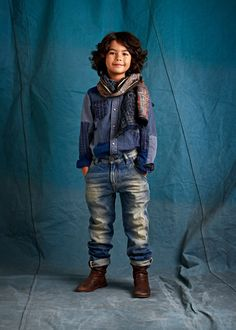 boys fashion #boysfashion Scotch & Soda Collection - Lookbook | Scotch & Soda