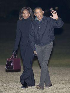 #44thPresident #BarackObama & #FirstLady #MichelleObama Lands Back In Washingston D.C After Visiting #SaudiArabia April 2016 #ObamaLegacy #ObamaFoundation #ObamaLibrary #YesWeCan #YesWeDid Obama.org