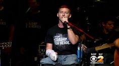 Wounded Vets Embrace The Healing Power Of Music - CBS New York