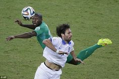 Brasil 2014: Greece v/s Ivory Coast Photos   Football Wallpapers