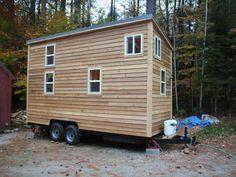 Sherwood Tiny House on a Trailer$36000