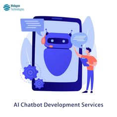 Finding it hard to handle the hybrid behavior of your business chat services? Try developing an AI chatbot with us. Our intuitive, innovative and highly engaging AI Chatbot will not only answer the queries of your cherished clients, it will also positively affect your ROI. #ConversationalAI #Chatbots #ArtificialIntelligence #BotPlatform #MachineLearning #BotDevelopment #BotBuildings #AI #ML #BusinessIntelligence #Bot #GrowthHacking #VirtualAssistants #chatbotdevelopment #ChatbotServices Instant Messaging, Tech Support, Artificial Intelligence, Software Development, Blockchain, Web Design, Facebook, Apps, This Or That Questions