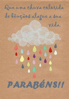 Uma chuva de bençãos