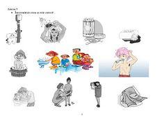 Fise de lucru pentru clasele primare si gradinita : PROIECT DIDACTIC DEZVOLTARE PERSONALA - CLASA PREGATITOARE Comics, Cartoons, Comic, Comics And Cartoons, Comic Books, Comic Book, Graphic Novels, Comic Art