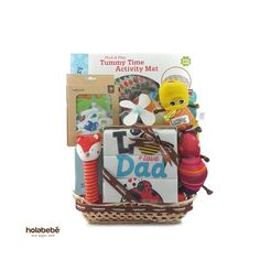 Holabebe Baby Hamper (HG011) - Gift Hampers - Baby & Kids - Personalised Gifts Marketplace