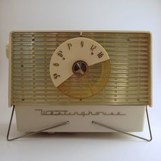 1955 Westinghouse Radio - The Tango | Flickr - Photo Sharing!