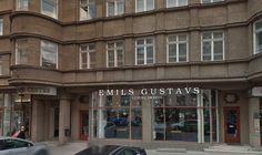 Emils Gustavs has 4 retail shop in Riga. At Blaumana street 38/40, t/c Alfa, t/c Origo, t/c Spice