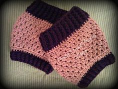 Stretchy Boot Cuff Pattern pattern by creative crochet products