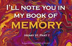Find this #Shakespeare quote from Henry VI Part 1 at folgerdigitaltexts.org #FolgerDigitalTexts