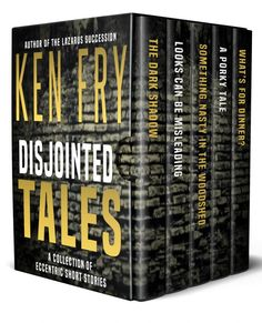 New Book Listed -  Disjointed Tales