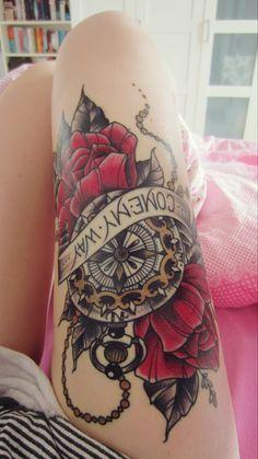 I need a thigh tattoo