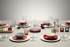 Iittala Table Setting.