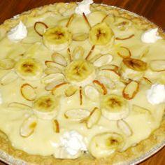 Banana Cream Pie I Allrecipes.com