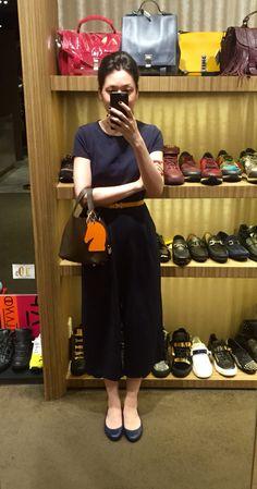 H\u0026amp;M maxi dress and cardigan, 3.1 Phillip Lim high top Morgan ...