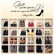 quotes, sayings, about shoes, fashion, girls, marilyn monroe