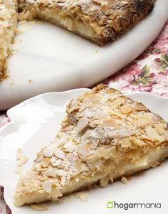 Receta de Pantxineta - Eva Arguiñano Snack Recipes, Dessert Recipes, Cooking Recipes, Snacks, Spanish Desserts, Mediterranean Recipes, Bread Baking, Baked Goods, Cupcake Cakes