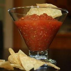 Home made Fresh Salsa