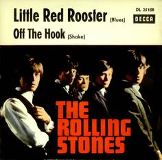 'Little Red Rooster' - The Rolling Stones: 1 week. From 3 Dec 1964.
