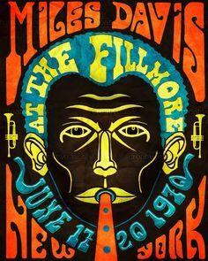 Miles Davis Jazz New York At The Fillmor...16