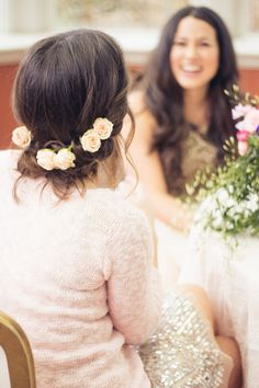 Style Tips for Fall/Winter Wedding Guests Party Hairstyles, Formal Hairstyles, Wedding Hairstyles, Summer Hairstyles, Winter Wedding Guests, Bridesmaid Hair Half Up, Hippie Hair, Beauty Tutorials, Hair Art