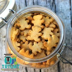 Tiny Teddies - Why buy these when it is so easy and much cheaper to make at home? Better yet, you know exactly what is Baby Food Recipes, Sweet Recipes, Snack Recipes, Weekly Recipes, Simple Recipes, Family Recipes, Cookie Recipes, Dessert Recipes, Tiny Teddies