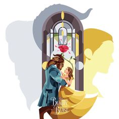 """""""Now I know she'll never leave me, even as she fades from view"""" - Beast @farhan_art #disney #beautyandthebeast #beautyandthebeast2017 #belle #beast #emmawatson #danstevens"""