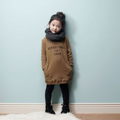 Such a cute outfit for a kiddo! I can't wait 'till Lucy gets to this age. (Not to wish away the baby stage... I'm just looking forward to this stage too!)