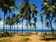 Praia da Costa, Itacaré, Bahia.