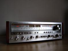 Vintage Pioneer SX-1050 Stereo Receiver / Amplifer / Amp / MONSTER / MINT!!!!  