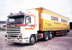 Scania Topline Streamline 380