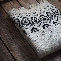 Dancing Elves / DROPS Extra 0-722 - Ilmaiset neuleohje DROPS Designilta Poncho Crochet, Pull Crochet, Free Crochet, Knitting Patterns Free, Free Knitting, Free Pattern, Crochet Patterns, Drops Design, Drops Alpaca