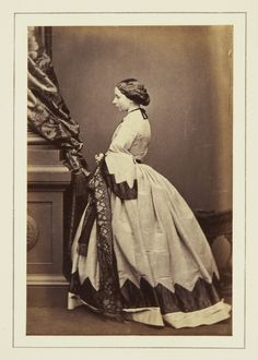Princess Alice, February 1861 [in Portraits of Royal Children Vol.5 1860-1861] | Royal Collection Trust