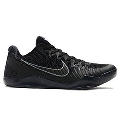 Nike Mens Kobe XI EP, BLACK/BLACK-COOL GREY (12) Nike