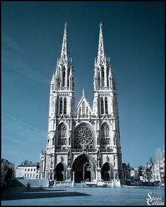 Belgium / West-Vlaanderen / Oostende    #cathedral #church