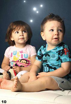 Little Boys and Little Girls