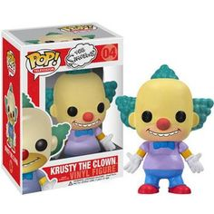 In stock and ready to rock! Get it while its hot! http://www.collekt.co.uk/products/the-simpsons-krusty-the-clown-04?utm_campaign=social_autopilot&utm_source=pin&utm_medium=pin #Funko #funkopop #Funkouk