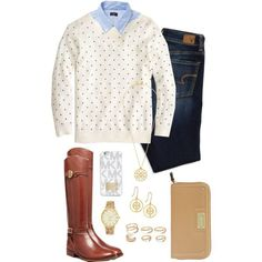 Preppy fashion ideas and looks for 2017 (1)