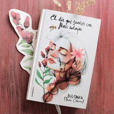 "2,741 curtidas, 33 comentários - A n a S a n t o s (@anasantos_illustration) no Instagram: ""Ayer se publicó la primera novela de @dulcineastudios (que tuve el placer de ilustrar la portada),…"" Cool Books, New Books, Beauty Book, Book Aesthetic, Best Books To Read, Books For Teens, Book Photography, Book Nerd, Love Book"