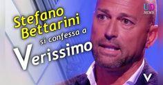 Grande Fratello Vip - Verissimo: Stefano Bettarini confessa le sue colpe