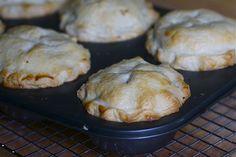 Muffin Tin Chicken Pot Pies