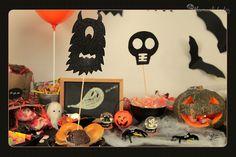Figuras de fomi de Halloween