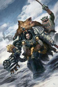 Warhammer 40k Deathwatch: The lost sons by byakko-kun on DeviantArt