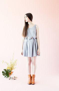 Samantha Pleet Eco-friendly Token Dress   SHOP ETHICA