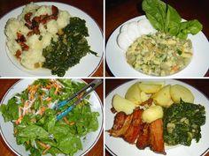 Listový špenát: recepty, inspirace. • Listový špenát v kuchyni. • Syrový listový špenát. • Dušený listový špenát – krájet nebo nechat listy v celku? • Listový špenát včera a dnes. Palak Paneer, Risotto, Meat, Chicken, Ethnic Recipes, Food, Essen, Meals, Yemek