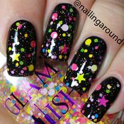Glam Polish Meteorite Mash