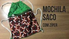 Back Bag, Paper Crafts Origami, Diy Fashion, Pouch, Make It Yourself, Tote Bag, Sewing, Pattern, Drawstring Backpack
