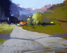 Tony Allain, Road to Murchison