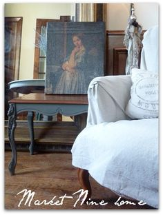 Painted furniture tutorial